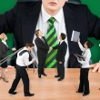 Business team — Stock Photo #1190707