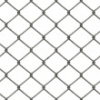 Rusty Chainlink - Stock Photo