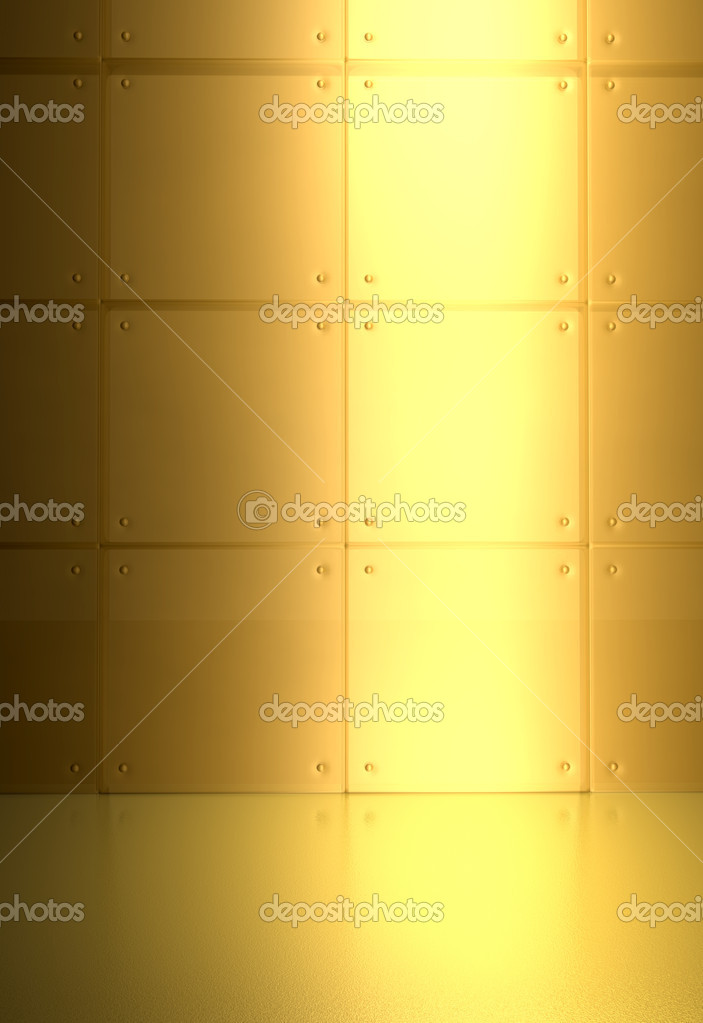 Gold background — Stock Photo #1207070