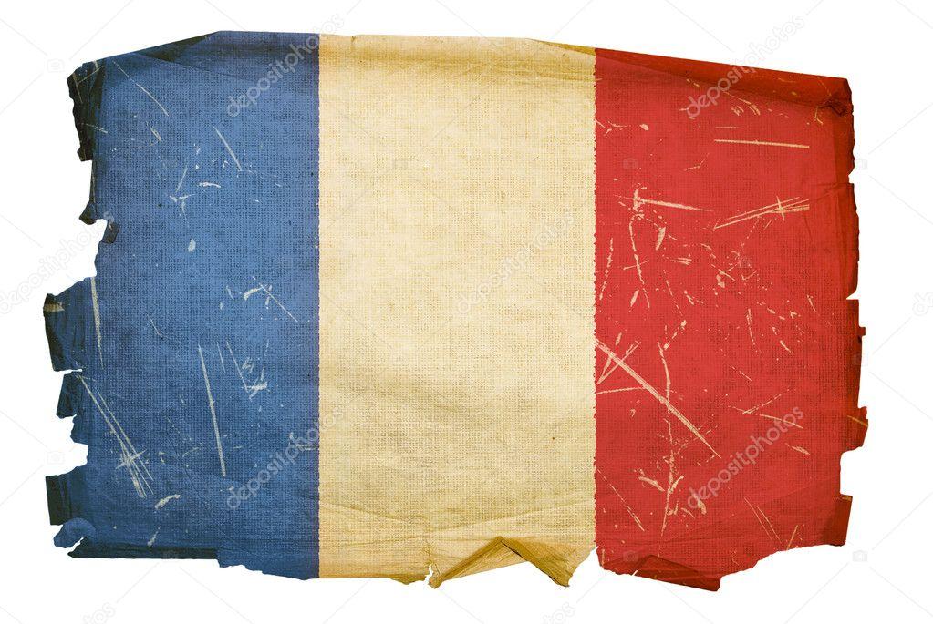 Resultado de imagem para bandeira francesa rasgada