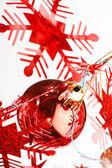 Red stars — Stock Photo