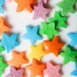 Colourful candy stars — Stock Photo #1094478