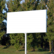 Royalty-Free Stock Photo: Blank Billboard