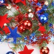Stock Photo: Holiday background