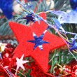 Holiday background — Stock Photo