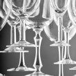 Royalty-Free Stock Photo: Wine glasses