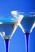 Martini glass — Stock Photo