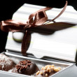doces de chocolate — Foto Stock