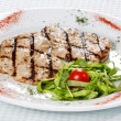 Tuna steak — Stock Photo #1109757