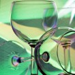 Wine glasses — Stock Photo #1125994