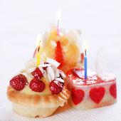 Tasty cakes — Stock Photo