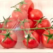 Royalty-Free Stock Photo: Tomatos pack