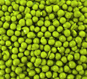 Peas background — Stock Photo