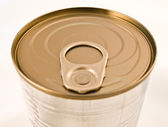 Closed can — Stock Photo