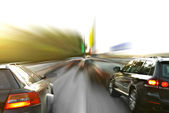 Need for speed — Stock Photo