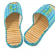 Royalty-Free Stock Photo: Bamboo slippers