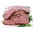 Royalty-Free Stock Photo: Salami pack