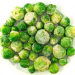 Stock Photo: Brussels sprout