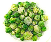 Brussels sprout — Stock Photo