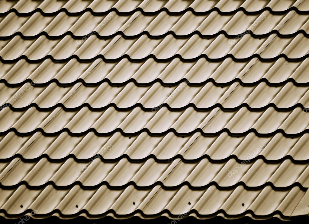 Roofing material, closeup — Stock Photo #2289109