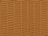 Rattan wickerwork closeup texture — Stock Photo