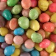 Sweet candies background — Stock Photo