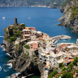 Royalty-Free Stock Photo: View of Vernazza