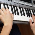 Synthesizer — Stock Photo #1321521