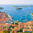 HVAR IN CROATIA AND SURROUNDING ISLANDS — Stock Photo #1390528