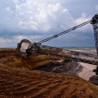 Royalty-Free Stock Photo: Giant bucket wheel excavator