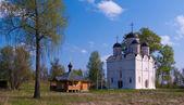 Church of the Archangel Michael (1550) — Stok fotoğraf