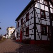 Traditional house in Germany — Foto de Stock