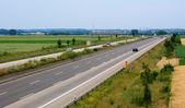Autobahn in Germany — Stock Photo