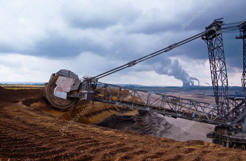 giant excavator - photo #37