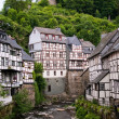 Stock Photo: Old Europetown. Monschau, Germany