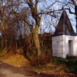Small chapel in Germany - Stock Photo