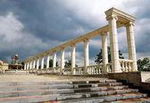 Dioscuri tapınağı — Stok fotoğraf