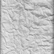 Stock Photo: Wrinkled paper