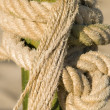 rope knot — Stock Photo