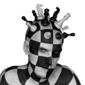Chess king — Stock Photo