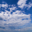Wide angle blue sky — Stock Photo #2052123