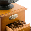 Coffee grinder — Stock Photo #2377363