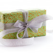 Stock Photo: Gift box