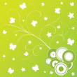 Royalty-Free Stock Vectorielle: Green background