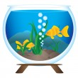 Aquarium — Stock Vector
