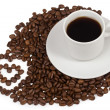 Love coffee — Stock Photo #1234230