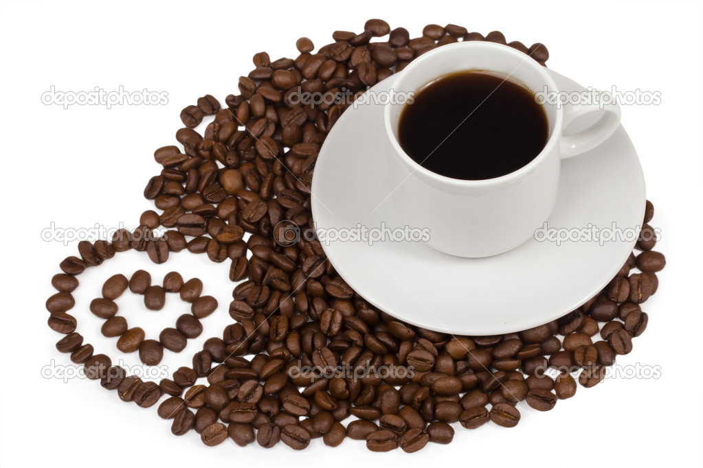 Love coffee  Stock Photo #1234230
