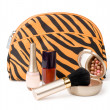 Handbag and Cosmetics — Stock Photo