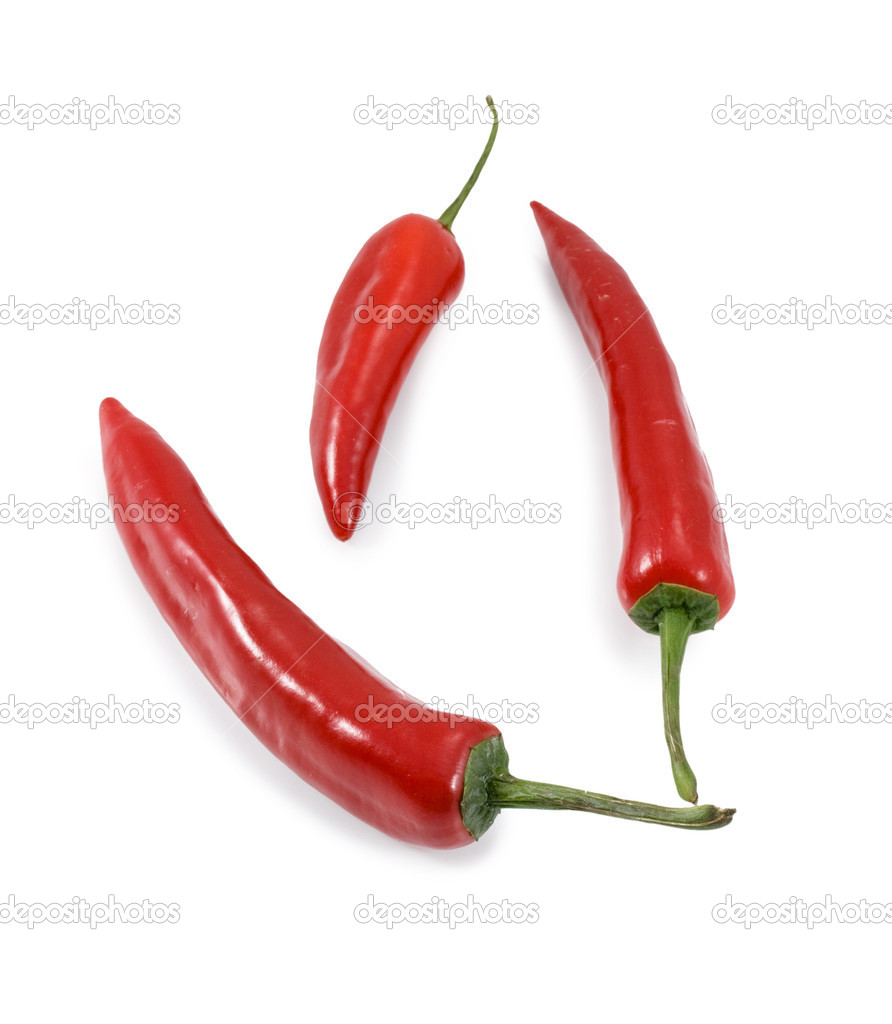 Pepper  Stock Photo #2617605