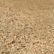 Texture of beach sand — Stock Photo